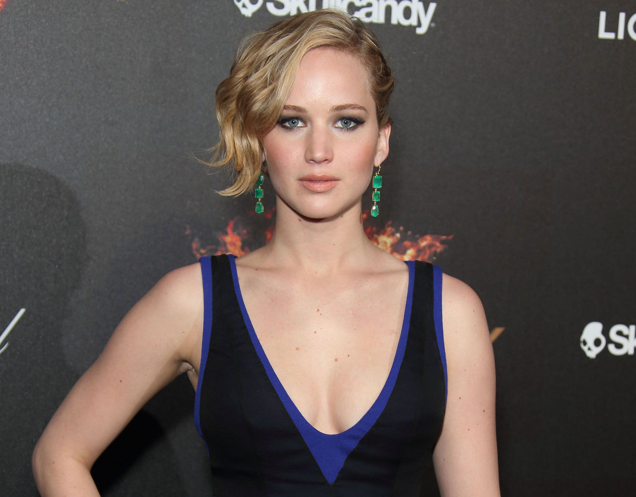 Jennifer Lawrence's Wikipedia page trolled with nude photos