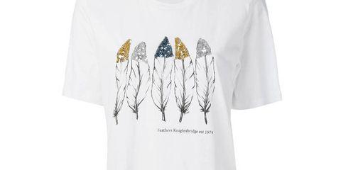 Markus Lupfer x Feathers T-shirt