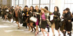 Broke Girls Guide To… shopping new season makeup - Confessions of a Shopaholic sales scene - Cosmopolitan.co.uk