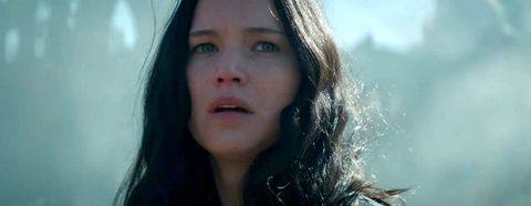 New Hunger Games preview is ALL about Katniss. Hurrah!