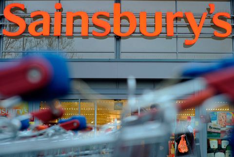 Lesbian couple asked to leave Sainsbury's after kissing on the cheek