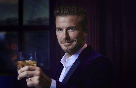 David Beckham for Haig Whiskey