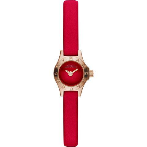 Watch, Analog watch, Red, Watch accessory, Amber, Fashion accessory, Strap, Maroon, Tan, Metal,