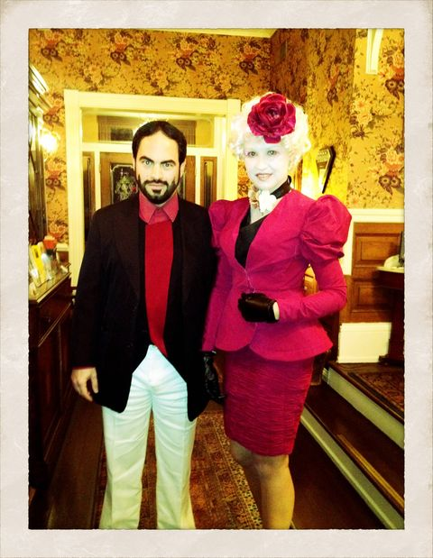 awesome halloween costume ideas for couples effie trinket