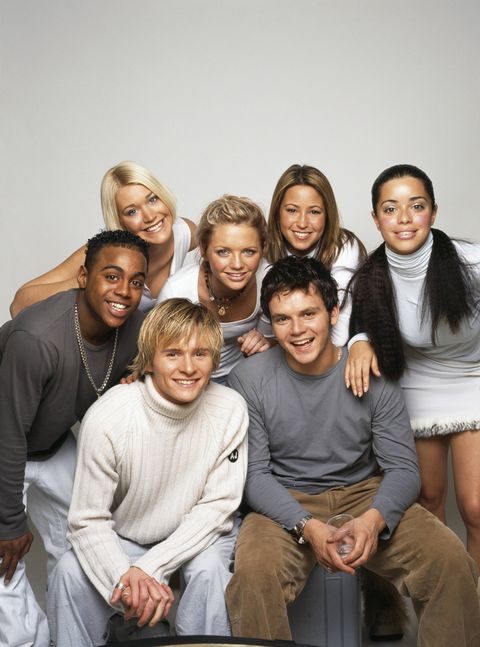 S Club 7 are back