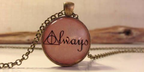 Christmas Present Ideas Harry Potter Jewellery
