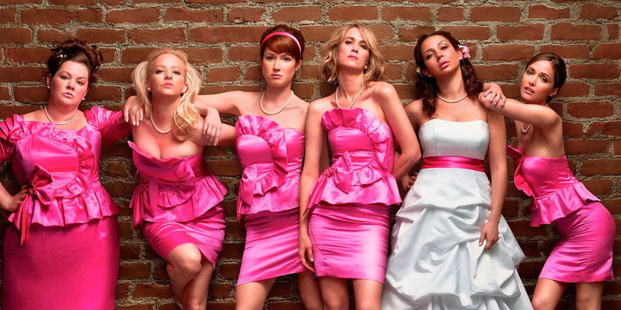 This is the reason bridesmaids wear the same dresses (and it\'s kinda ...