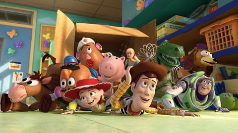 Toy Story 4 is happening