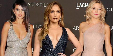 Selena Gomez, Jennifer Lopez and Kate Hudson KILLED IT at the LACMA: Art and Film Gala 2014