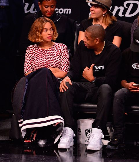 This video of Jay Z and Beyoncé arguing in public is so sad