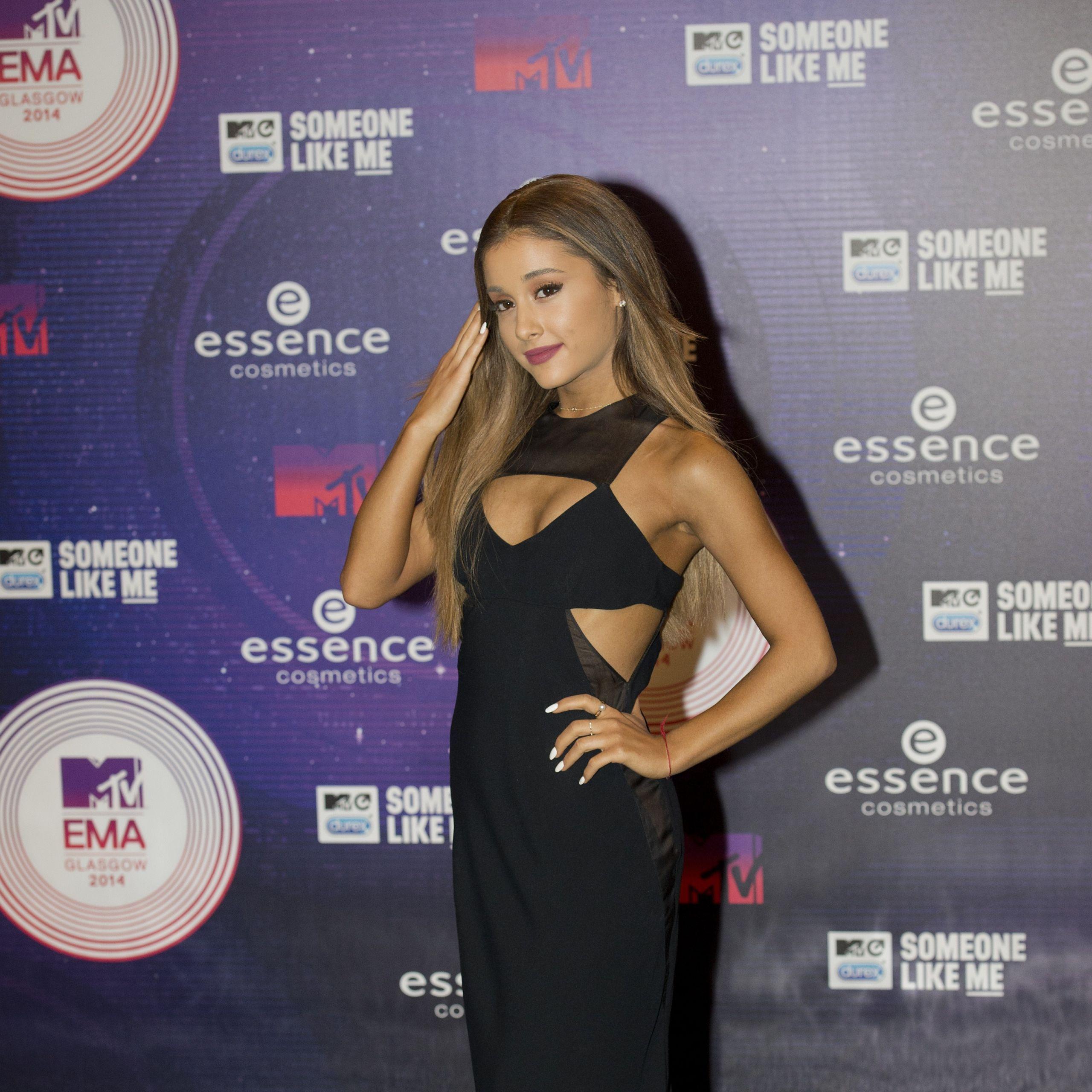Ariana Grande at MTV EMAs 2014