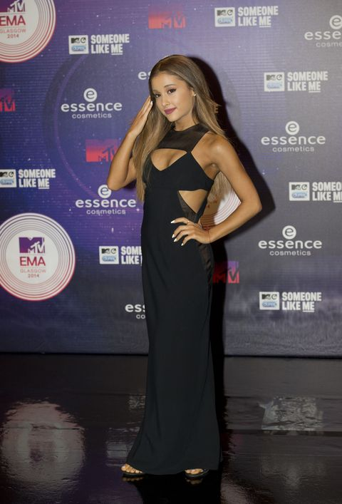 Ariana Grande at MTV EMAs 2014
