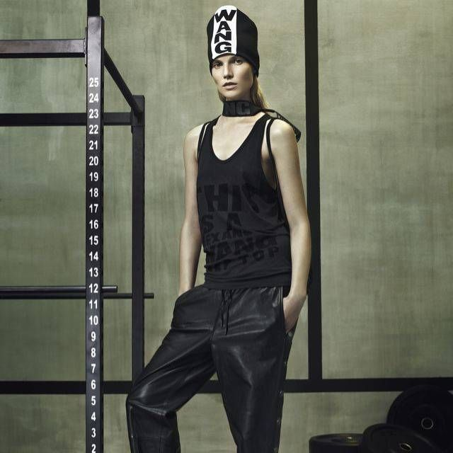 The Alexander Wang x H&M collaboration collection has arrived