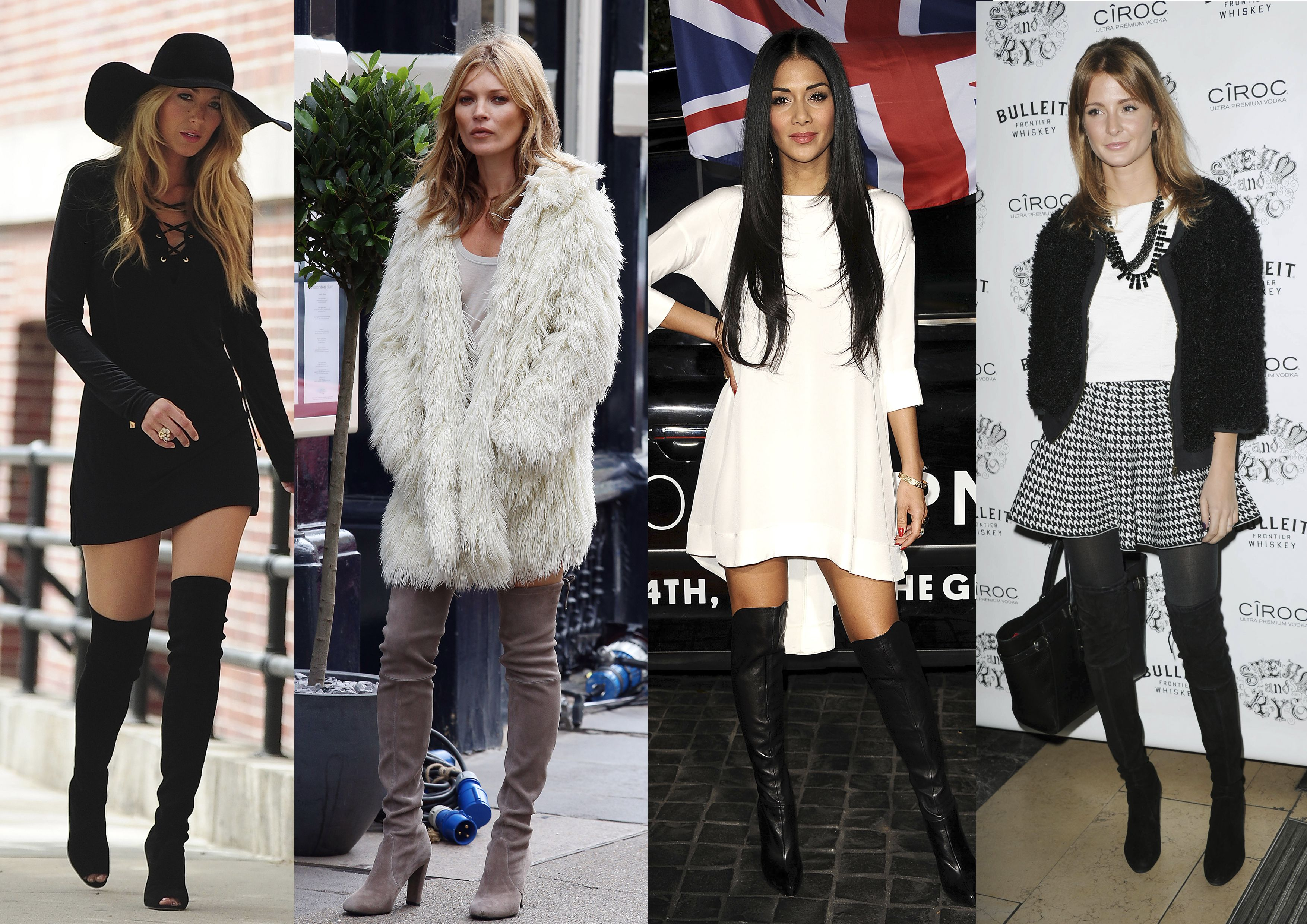 a22361780c77c How to wear over-the-knee boots, (without looking like an extra from Pretty  Woman)
