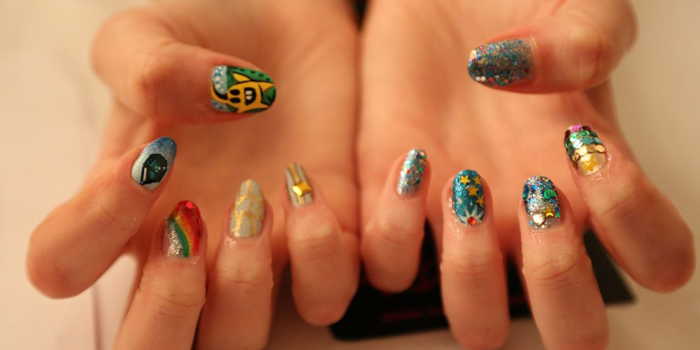 Sophy Robson nail industry tips