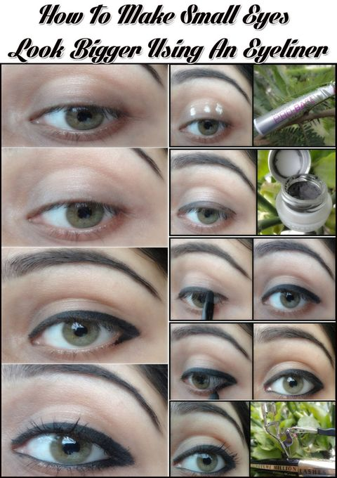 10 Eye Makeup Tutorials From Pinterest Thatll Turn You Into A