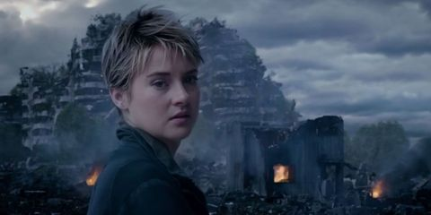 The first trailer for Insurgent has landed, and Shailene Woodley is a total badass