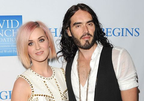 Katy Perry opens up about depression after her divorce from Russell Brand