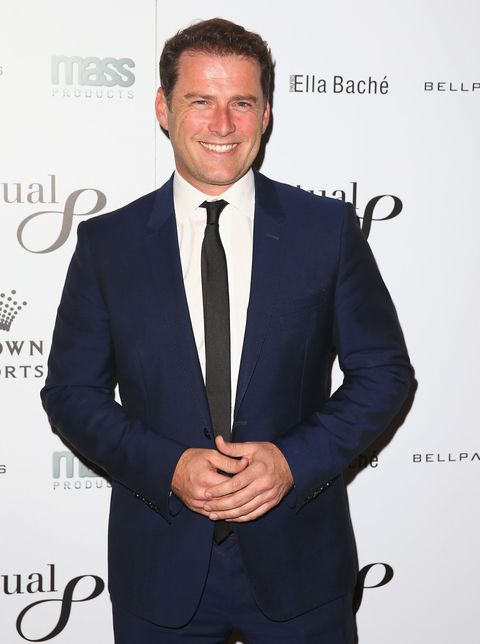 karl stefanovic wears the same suit for a year to prove a point about sexism