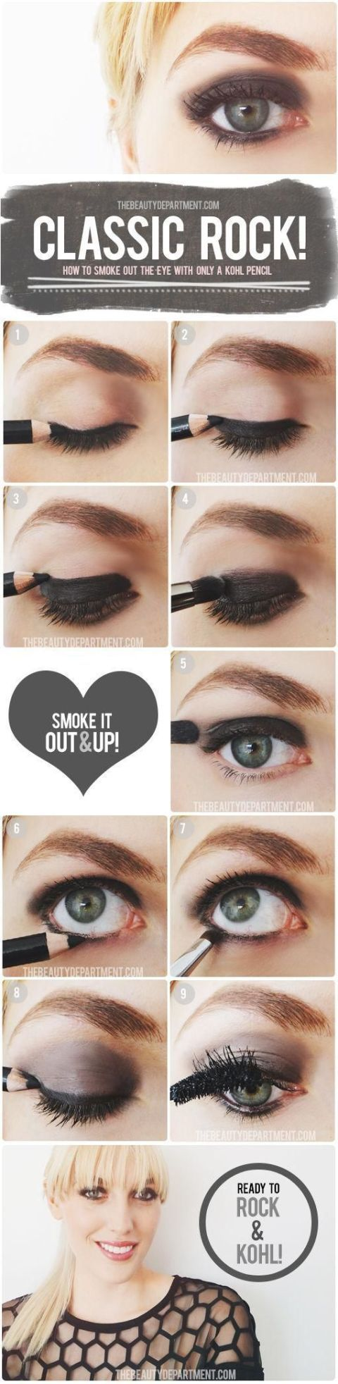 best eye makeup tutorials party season
