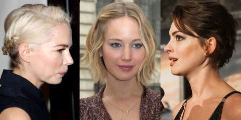 Celebrity ideas for growing out a pixie crop