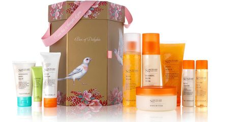 Sanctuary Spa Box of Delights Christmas offer