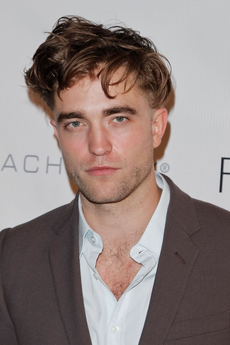 Pattinson reveals his new hair and its a shocker robert pattinson reveals his new hair and its a shocker winobraniefo Images