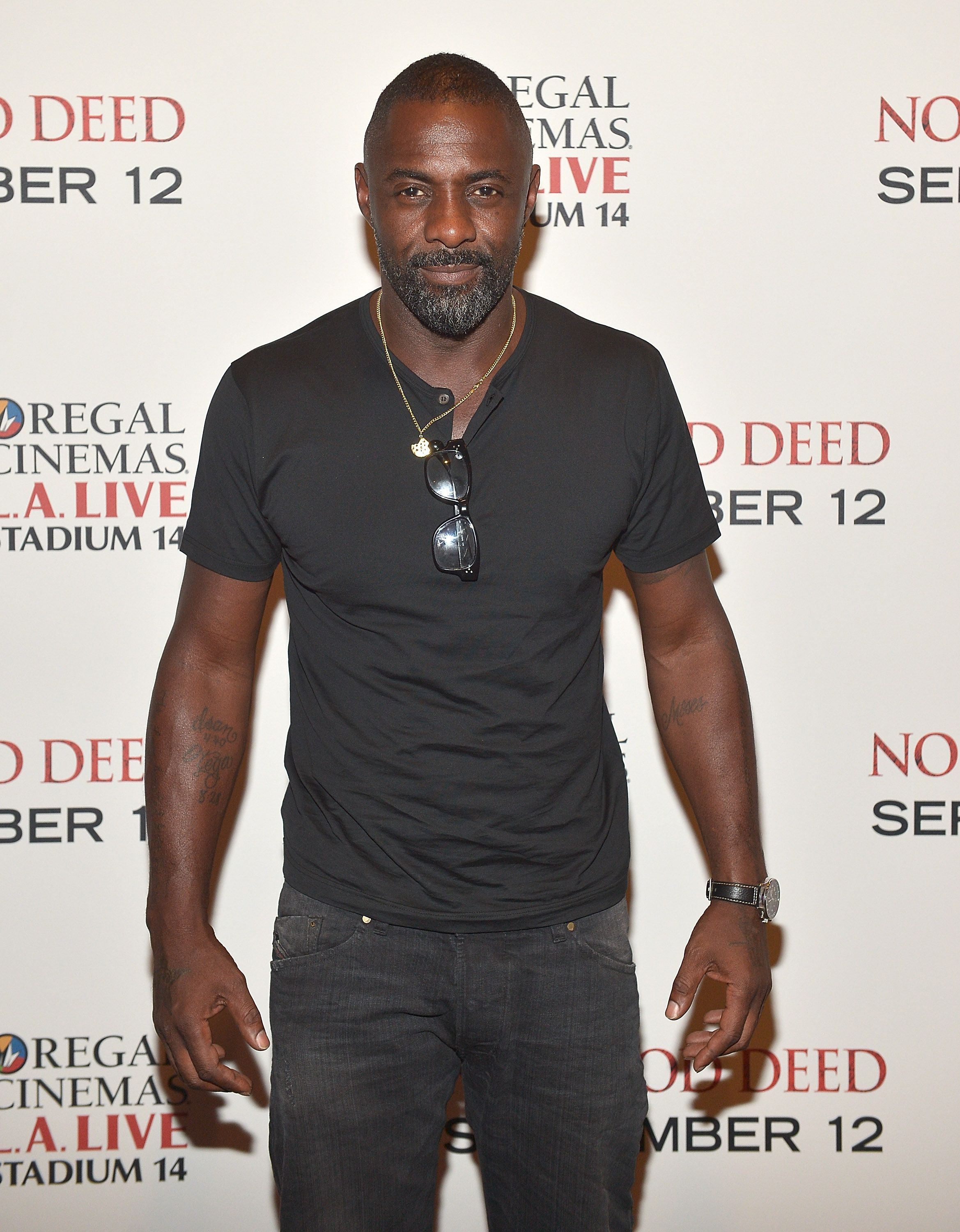 A political commentator says Idris Elba can't be Bond