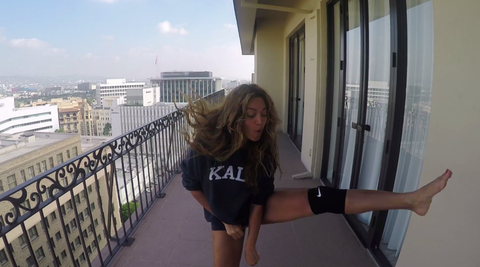 beyonce new music video 7/11