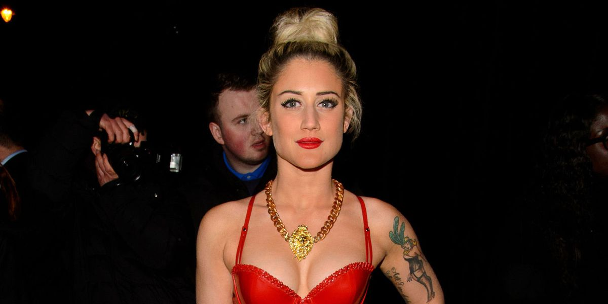 X Factor Contestant Katie Waissel Is Suing A Hollywood Gym For Ual Harrment