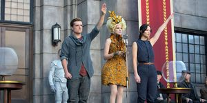 Cinemas in Bangkok banned from showing the Hunger Games after protesters use the three-fingered salute