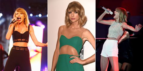 Taylor Swift Finally Fills Us In On The Belly Button Mystery