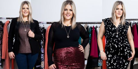 c32eb088749e The best partywear separates and jumpsuits for curvy girls
