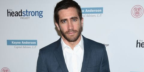 Jake Gyllenhaal doesn't want to talk about Taylor Swift