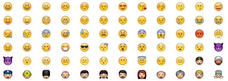 Here Are The Real Emoji Meanings