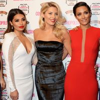 The Saturdays at Cosmopolitan's Ultimate Women of the Year Awards 2014