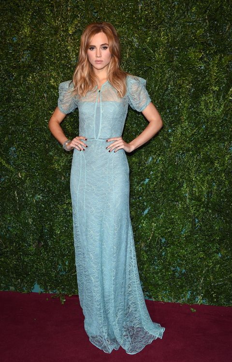Suki Waterhouse at the London Evening Standard Theatre Awards