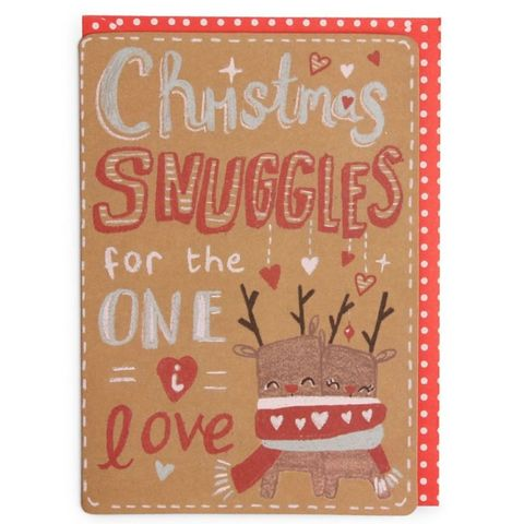 Sexy Christmas Cards For A Touch Of Festive Flirtation