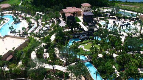 Four Seasons Resort Orlando - swimming pools