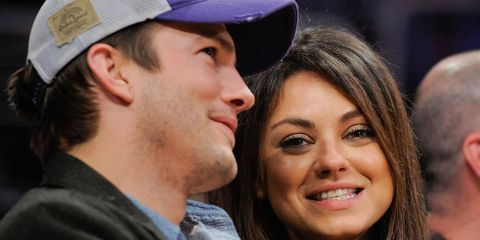 Mila Kunis opens up about being a mum for the first time