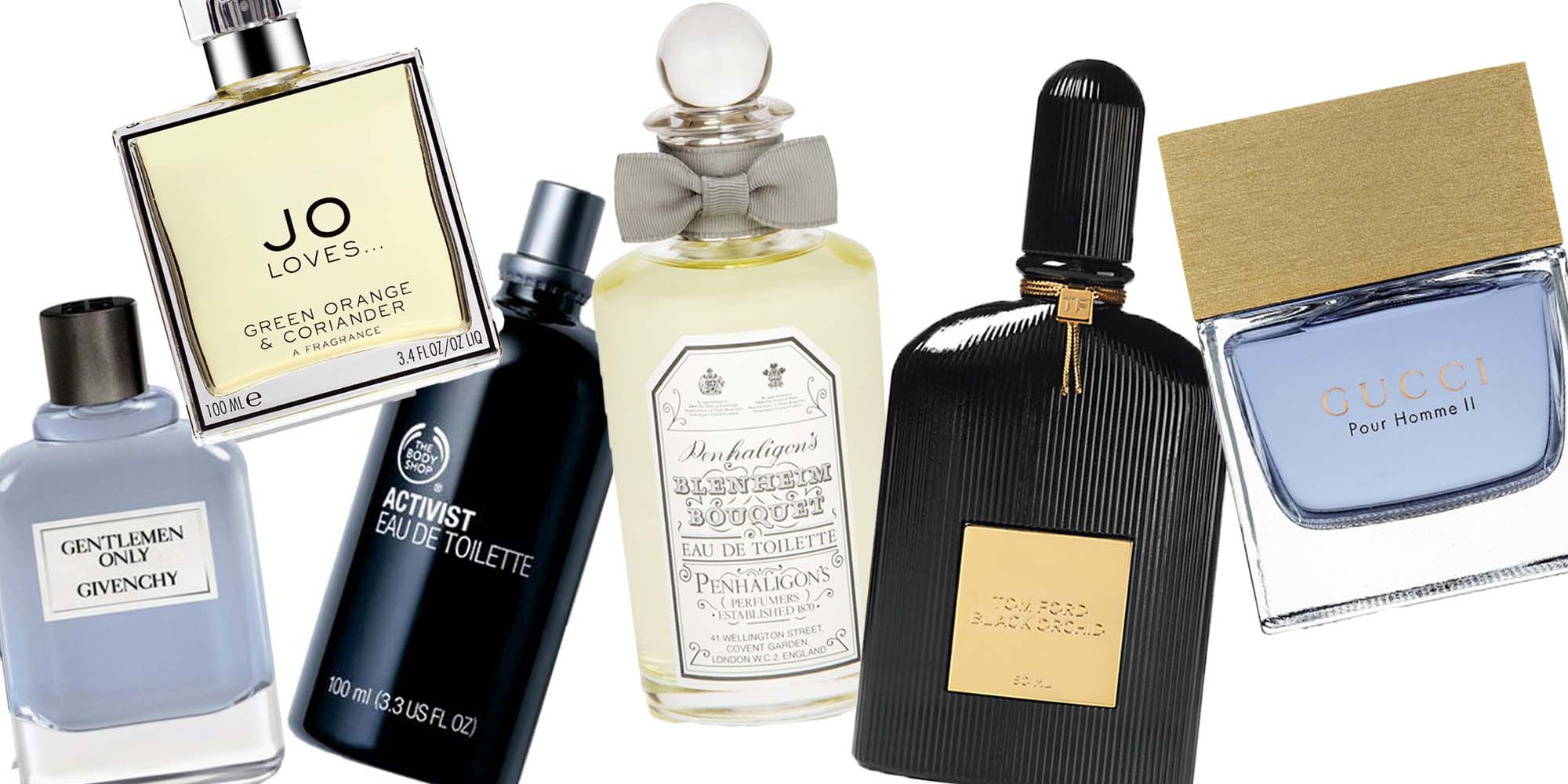 19c1d0eefac7 Men's fragrances demystified: what the beauty team buy for their boys