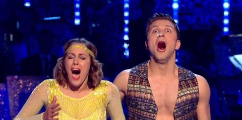 Caroline Flack wins this year's Strictly Come Dancing