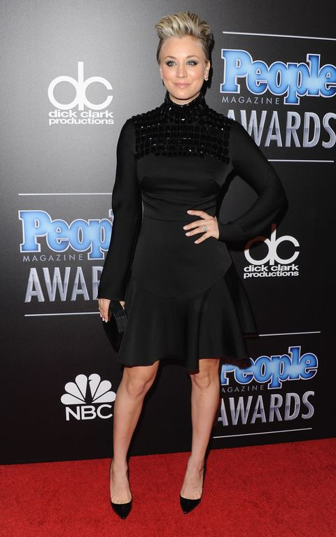 People Magazine Awards 2014: Kaley Cuoco-Sweeting