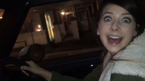 Zoella is in trouble AGAIN over vlogging while driving