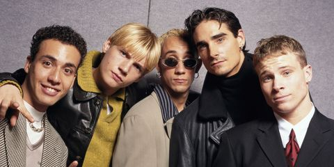 Backstreet Boys' film trailer is a thing of absolute wonder