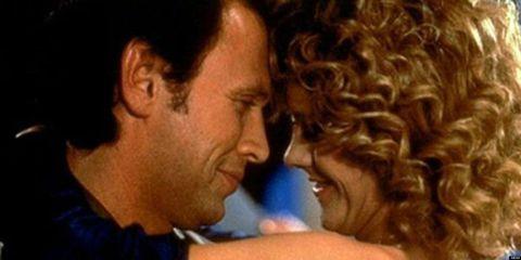 When Harry Met Sally New Year's Eve Kiss Scene