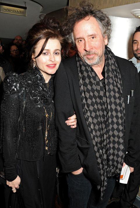 Tim Burton and Helena Bonham Carter split after 13 years together