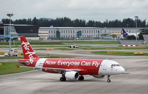 Air Asia flight missing from Indonesia to Singapore
