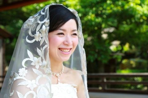 You can get married on your own now in Japan