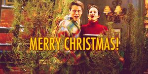 21 things friends taught us about Christmas